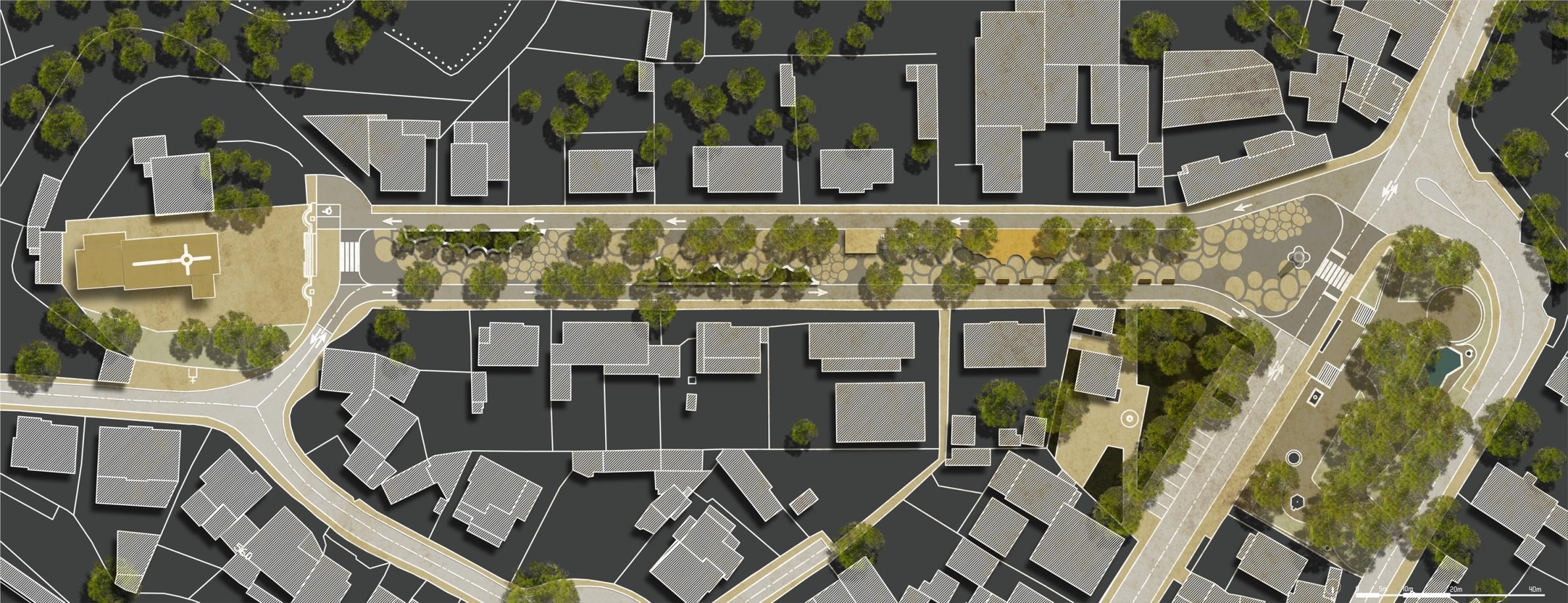 Avenida 25 de Abril avenue Sérgio Pinto Arquitetura Paisagista e Desenho Urbano Landscape Architecture & Urban Design