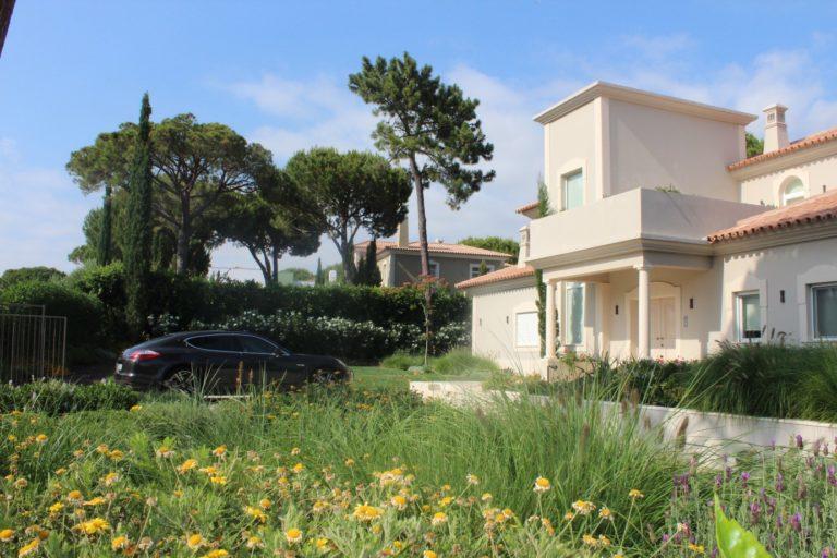 Casa na Quinta do Lago house Sérgio Pinto Arquitetura Paisagista e Desenho Urbano Landscape Architecture & Urban Design