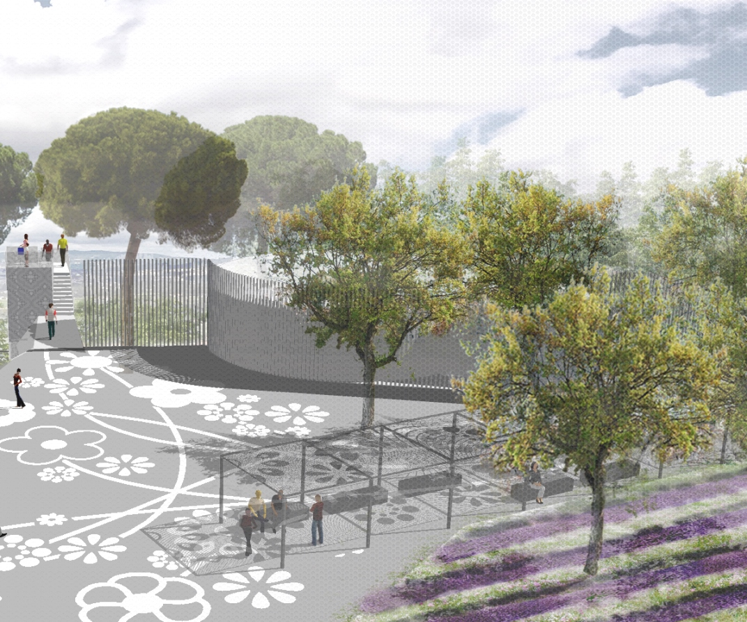 Parque Urbano da Lixa urban park Sérgio Pinto Arquitetura Paisagista e Desenho Urbano Landscape Architecture & Urban Design