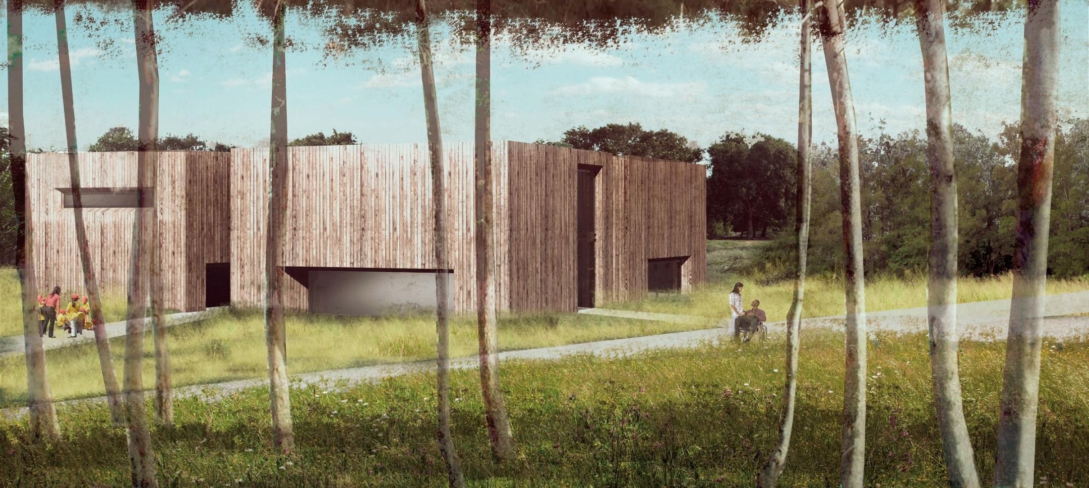 Parque da Floresta da Ilha Forest park of island Sérgio Pinto Arquitetura Paisagista e Desenho Urbano Landscape Architecture & Urban Design